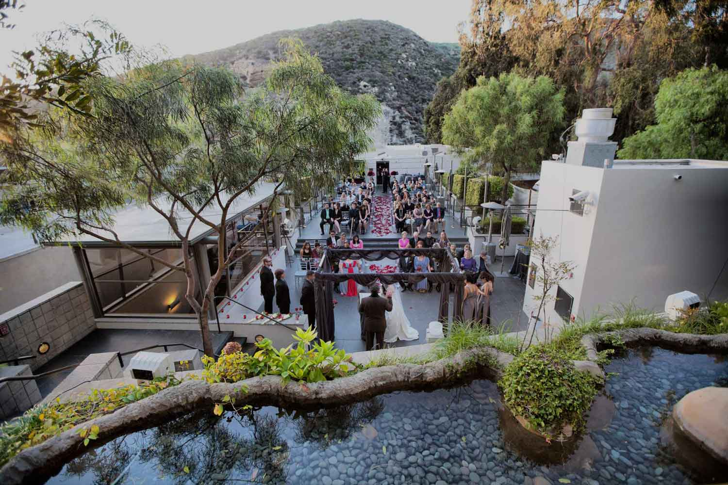 Laguna Beach Wedding Venue