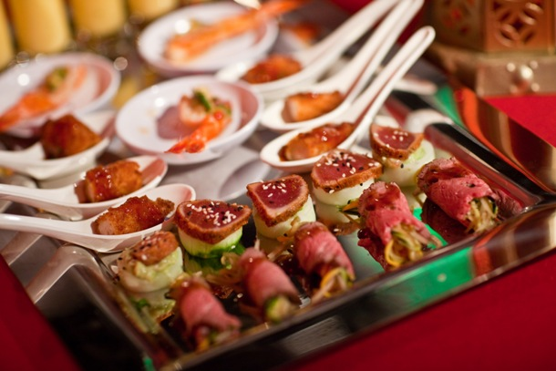 Holiday Catering by our Yelp-lauded chef at Seven-Degrees