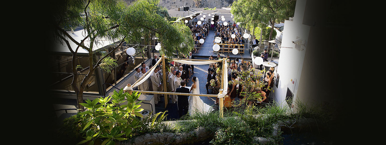 Seven-Degrees wedding venue in Laguna Beach, CA