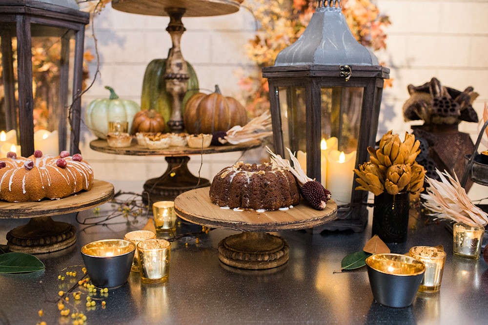 RuffledBlog Autumn-Inspired Styled Shoot
