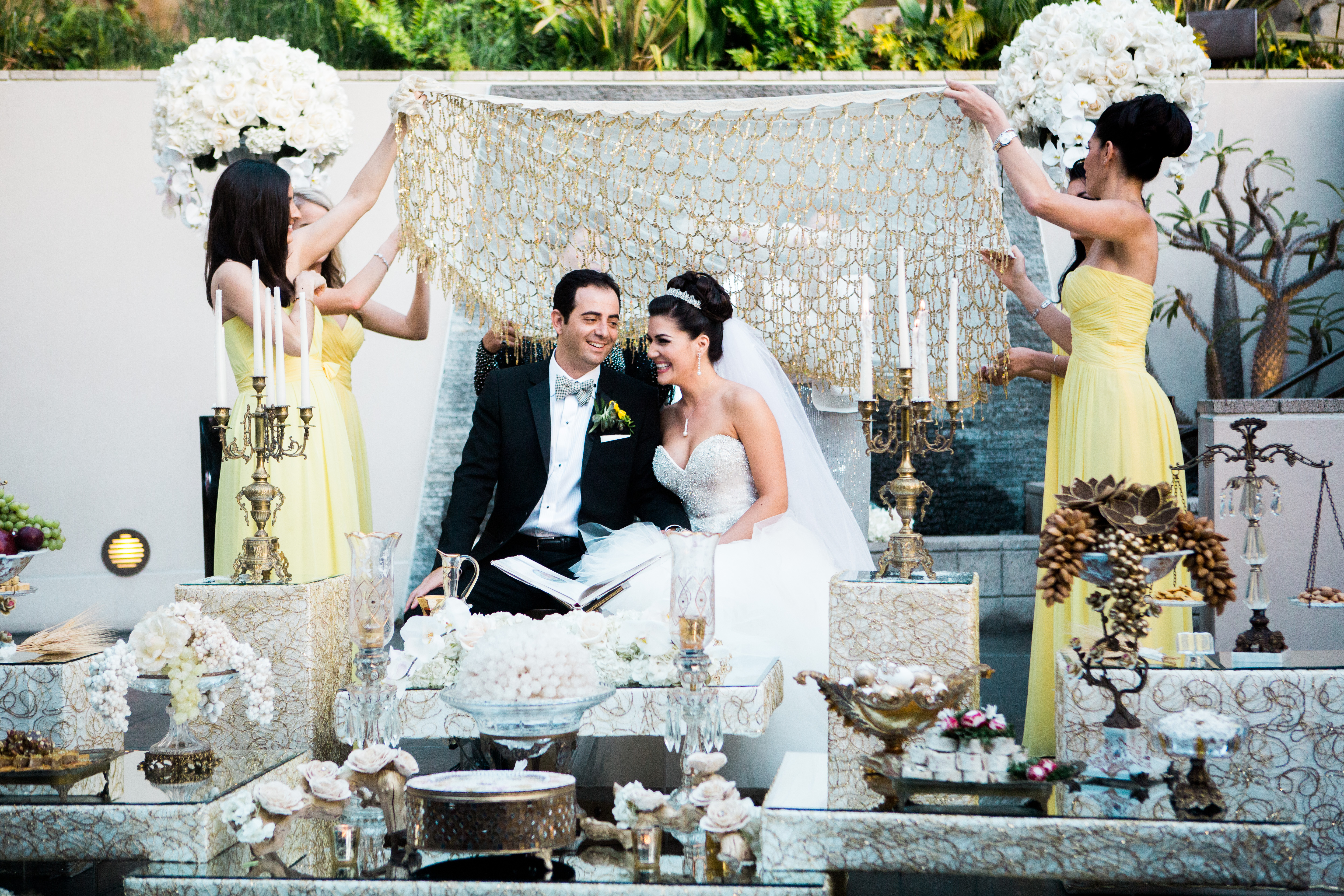 Paris & Pajman: the Perfect Persian Wedding - Seven Degrees